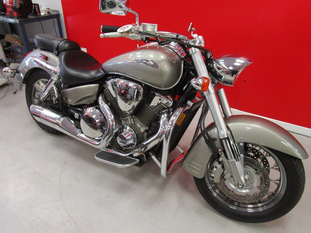 Used Honda Vtx1800 Available For Sale Silver 8000 Miles